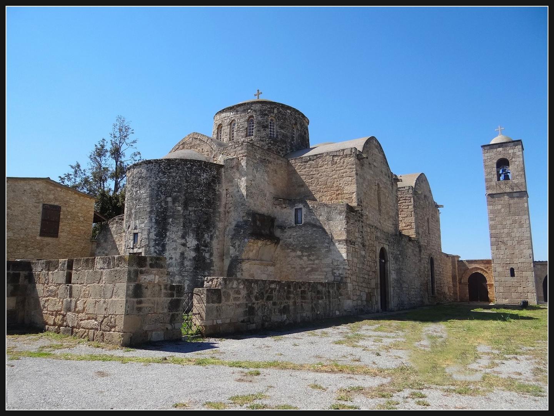 St. Barnabas Kloster in Zypern