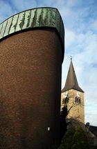 St. Bartholomäus Marl-Polsum       neu  -  alt