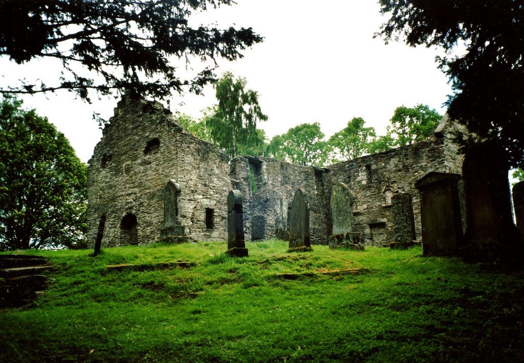 St Bride's Kirk near Blair Castle, Perth & Kinross, Scotland