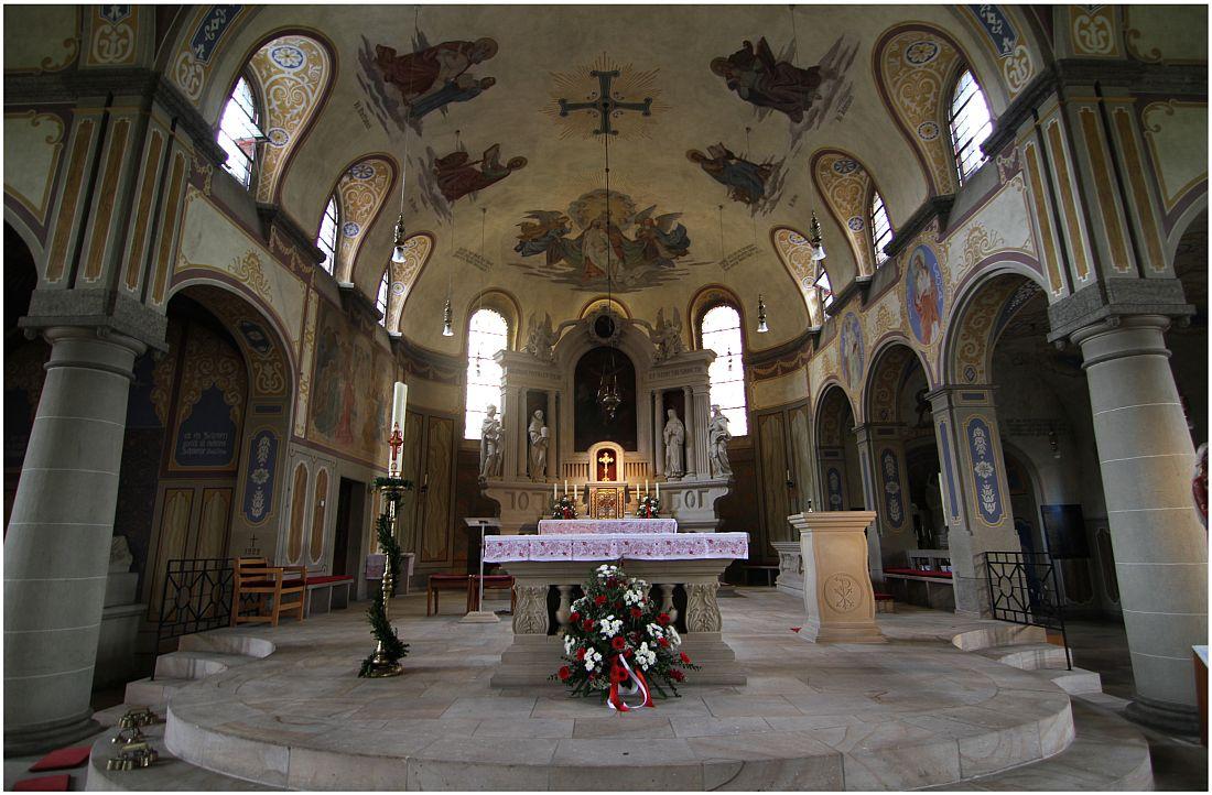 St. Cäcilia - Bösel 1