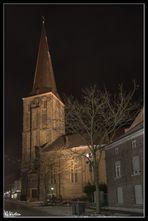St. Clemens bei Nacht