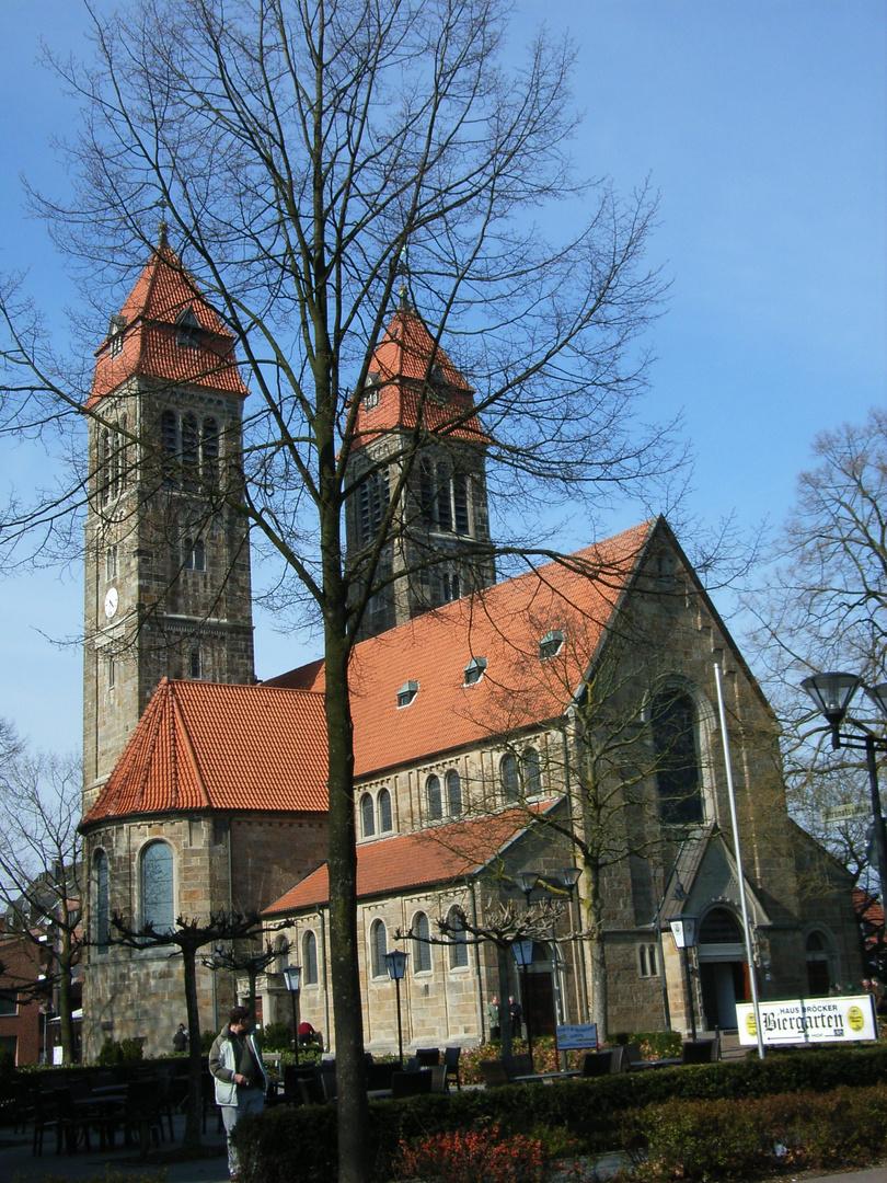 St. Clemens, Münster-Hiltrup am Karfreitag 2012