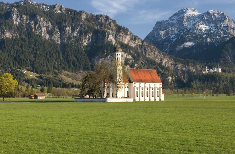 St. Coloman bei Schwangau