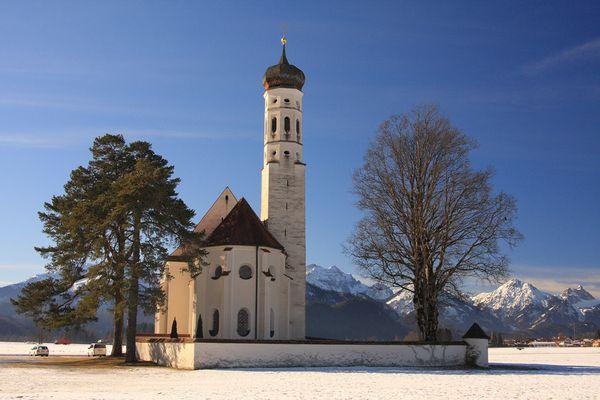 St. Coloman in Schwangau