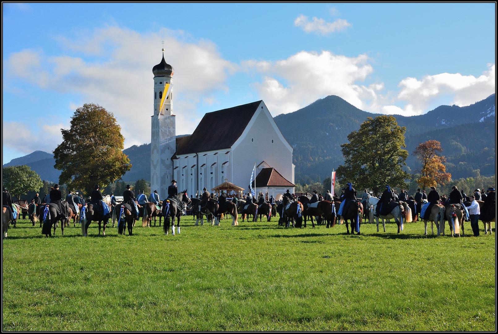 St. Colomansritt in Schwangau am 13.10.2013 (03)