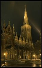 St. Cornelius by night