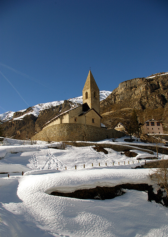 St. Dalmas Le Selvage