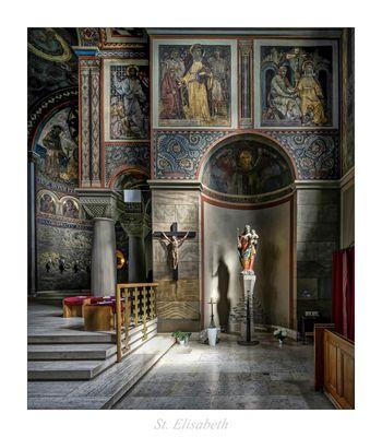"""St. Elisabeth (Hannover) """" Gott zu Gefallen..."""""""