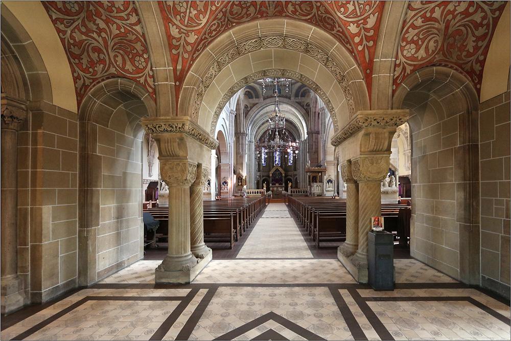 St. Elisabeth-Kirche Bonn
