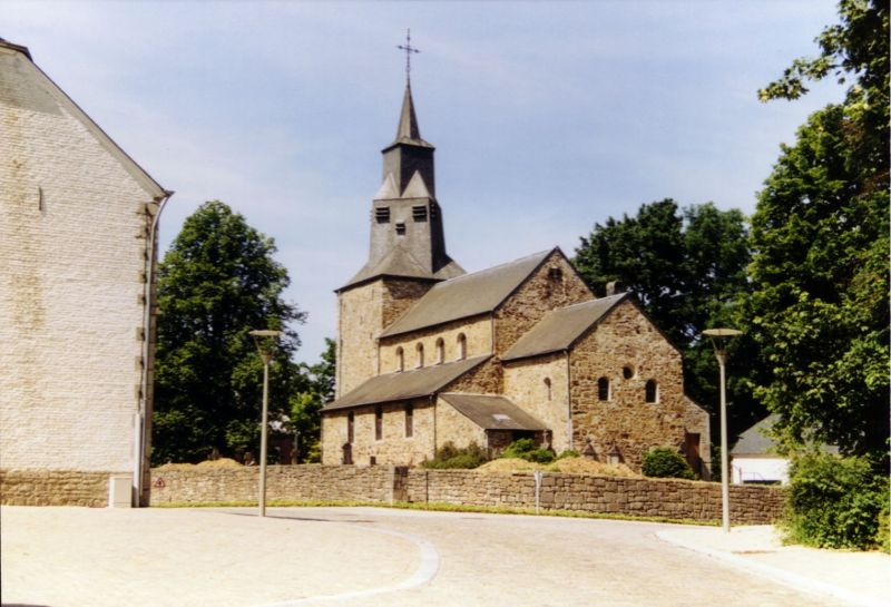 St. Etienne in Waha