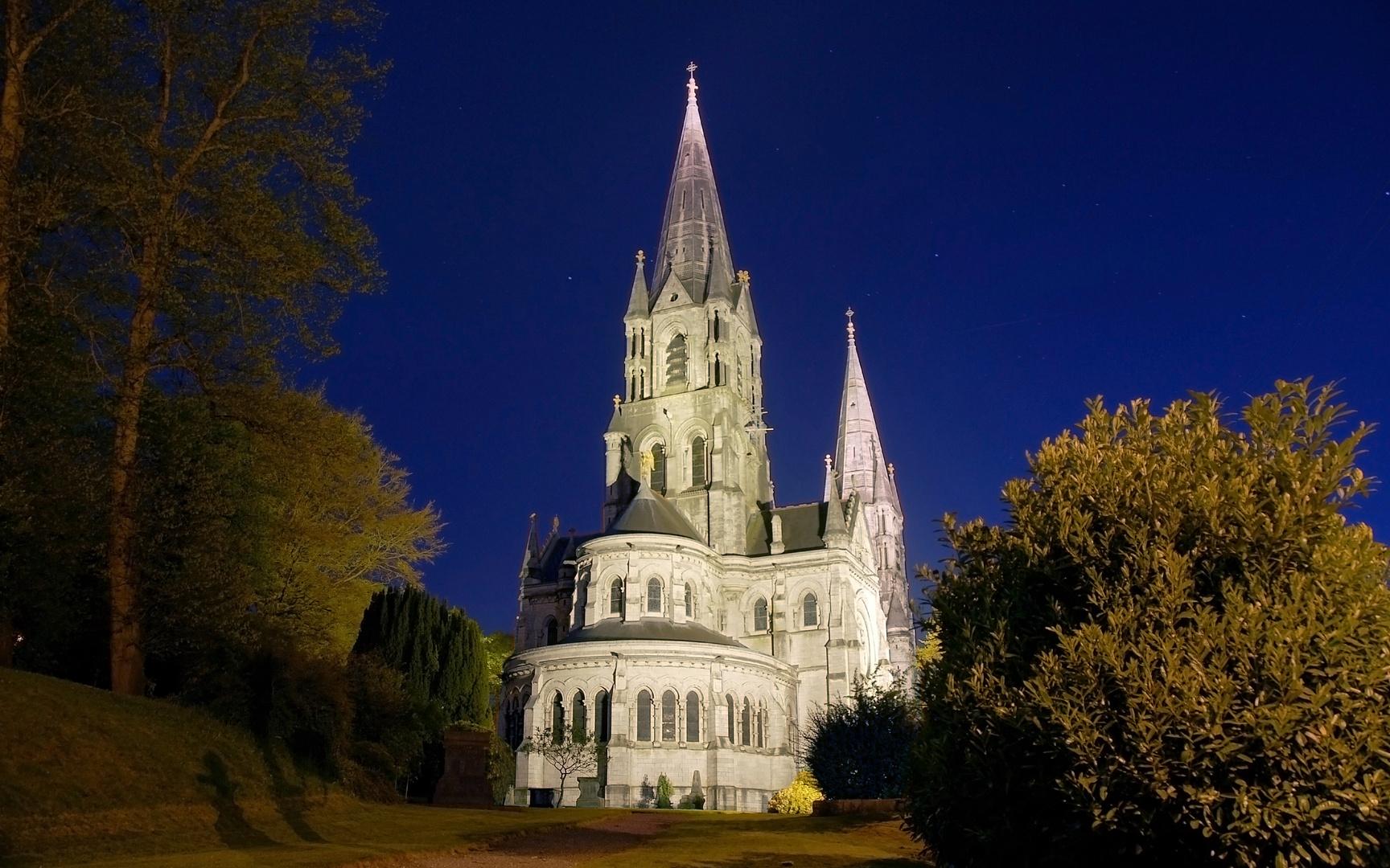 St. Finbars Cathedral - Irland Cork