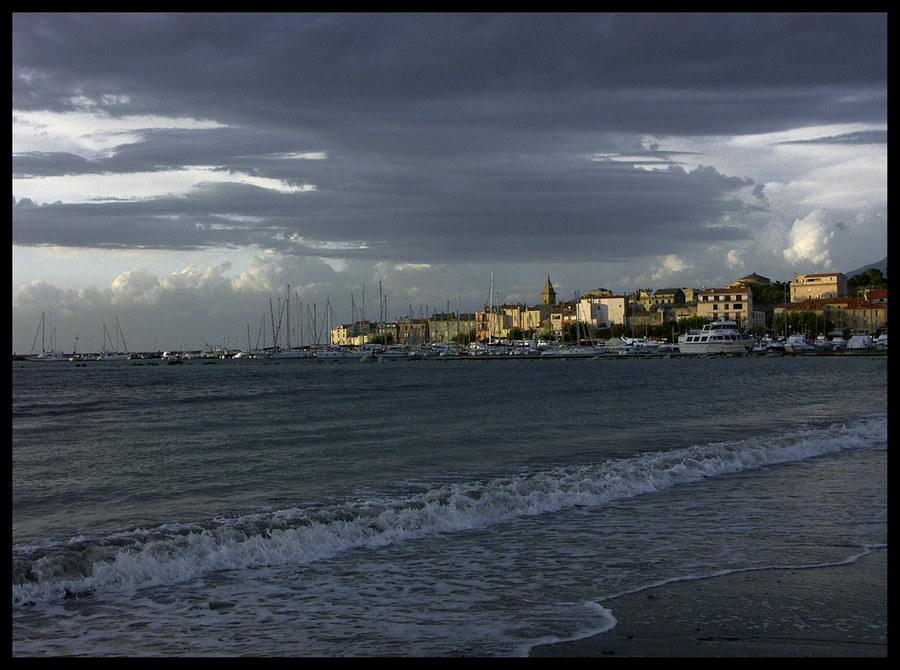 St. Florent, Korsika
