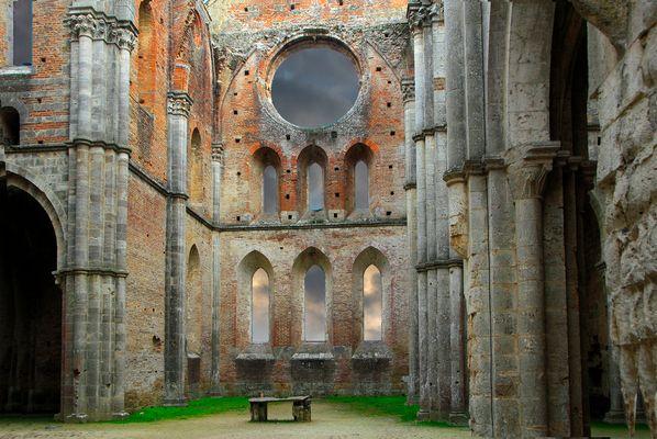 St. Galgano Abbey