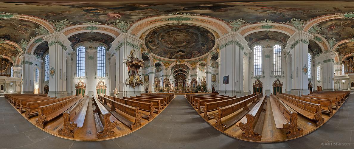St. Gallen: Dom