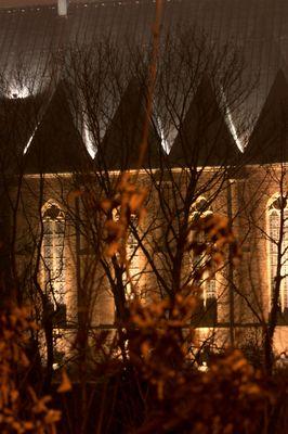 St. Gangolf scharf