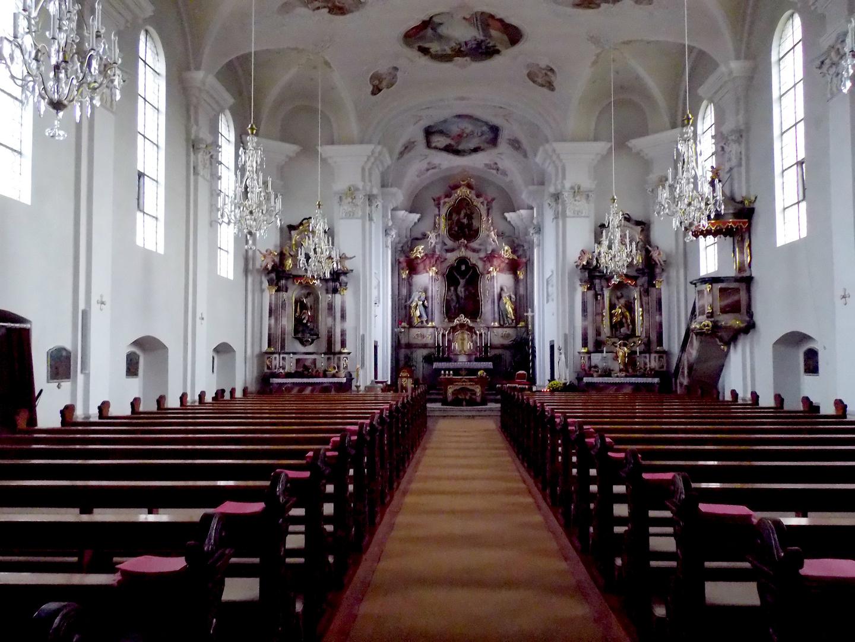 St. Georg in Mundelfingen