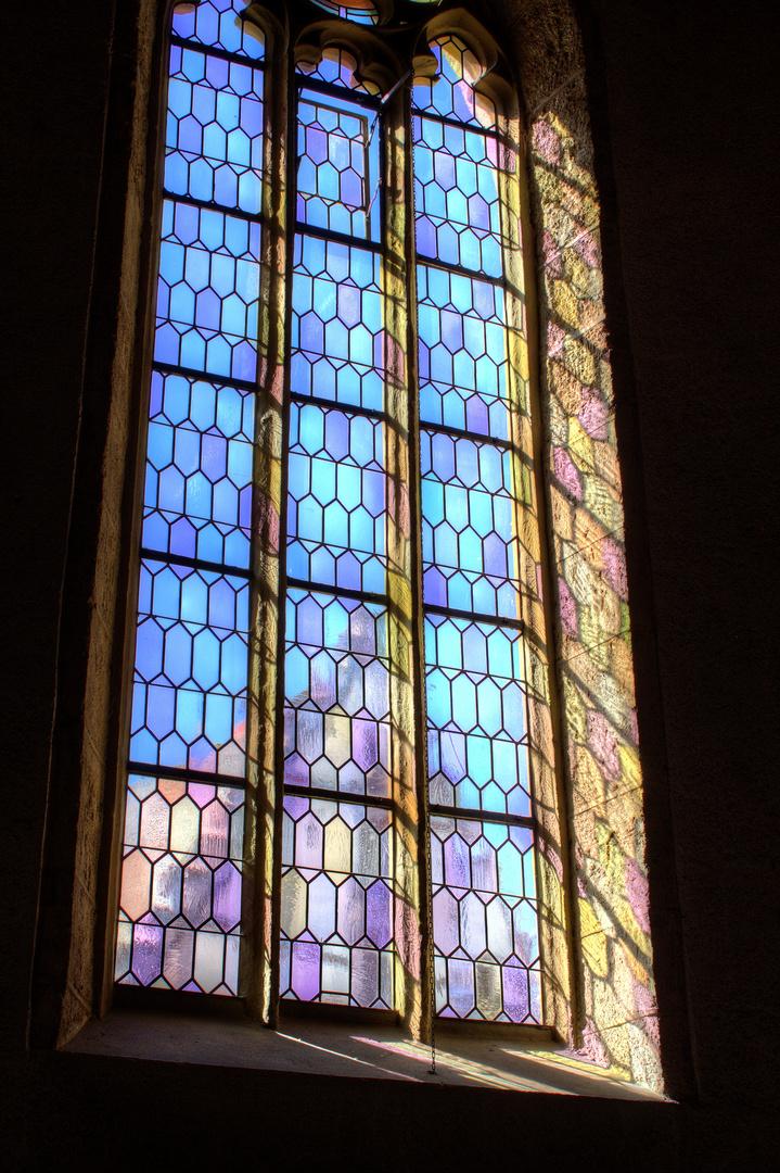 St. Georg Kirche - Kirchenfenster