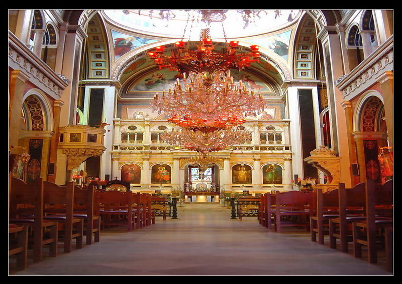 St George Cathedral - Syros