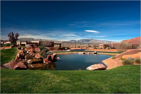 St. George - feines Städtchen in Utah