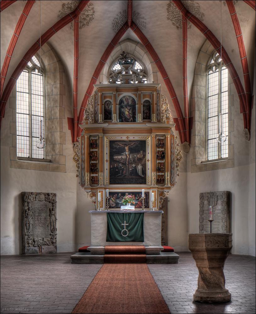 St. Georgenkirche in Rötha bei Leipzig #1