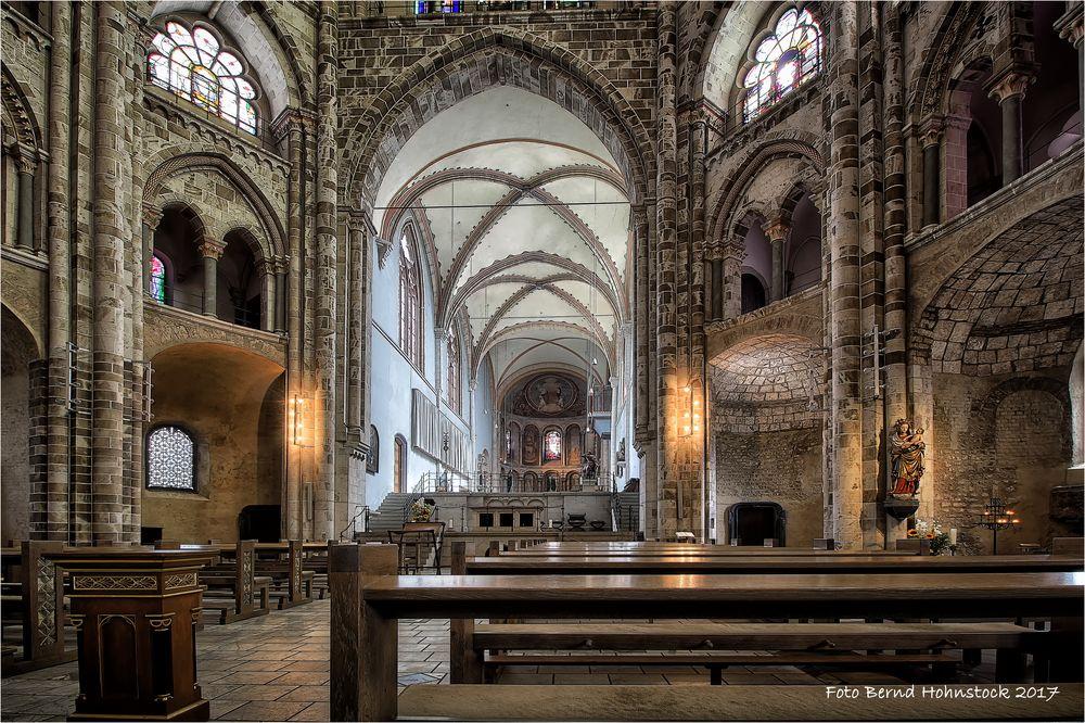 St. Gereon zu Köln ..... Ende der Serie