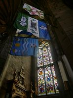St Giles' Cathedral Fenster