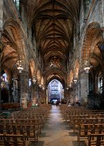 St Giles' Cathedral innen