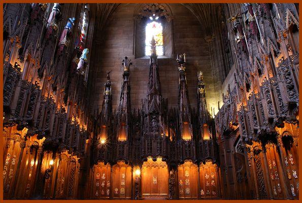 St. Giles - Thistle Chapel / Edinburgh / Schottland