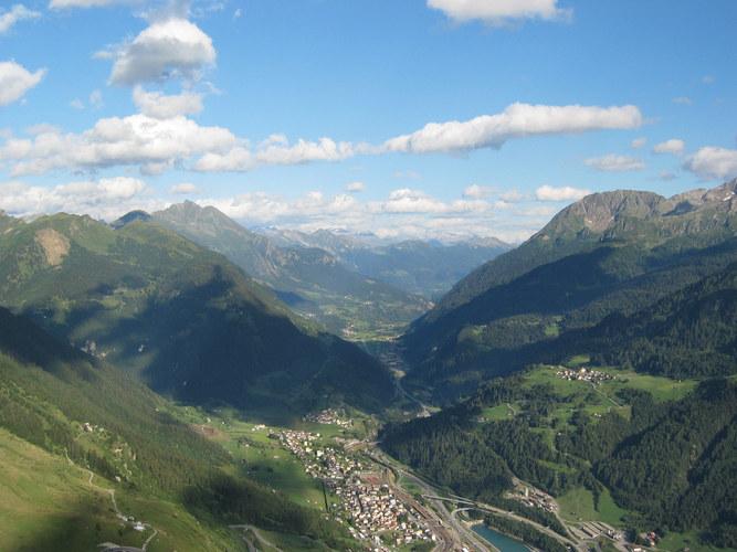 St. Gotthard, die zweite