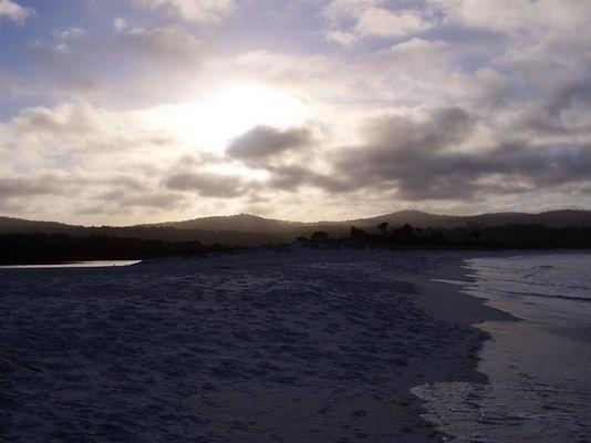 St. Helens Sunset