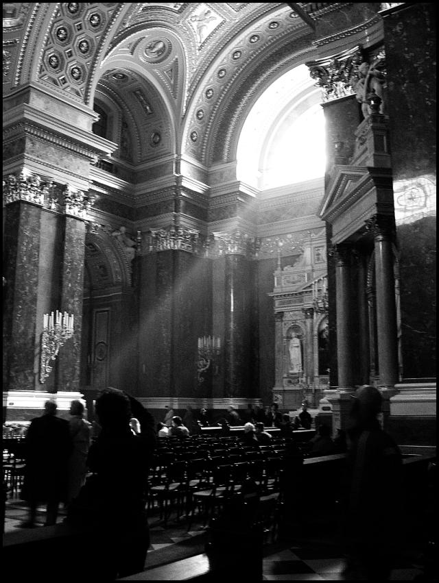 St. Istvan, Budapest