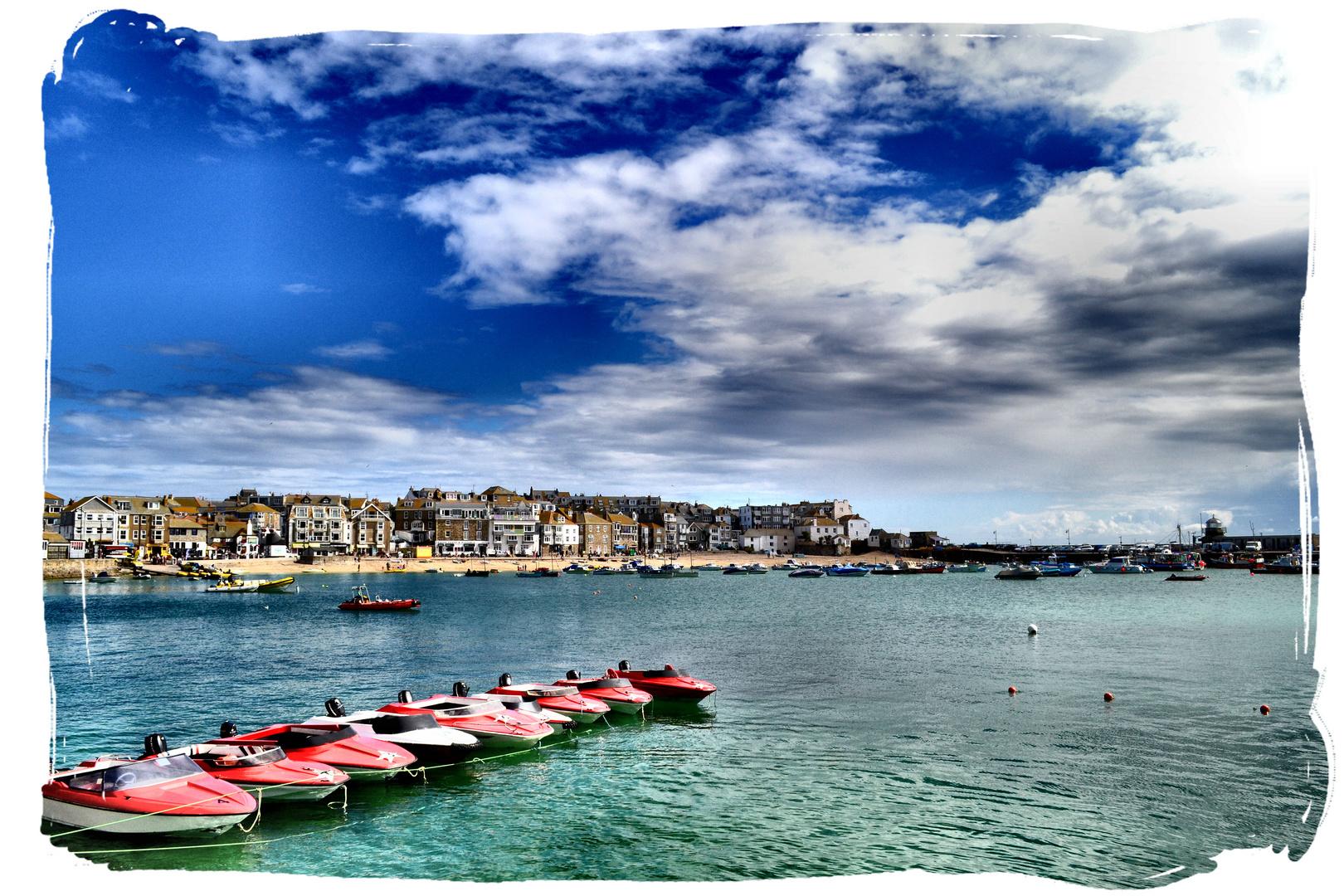 St. Ives-Harbour