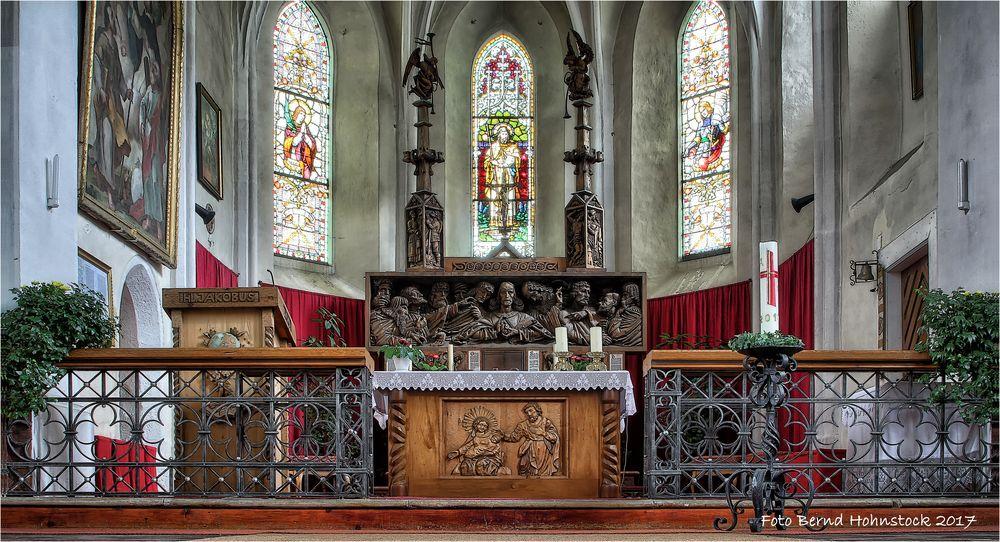 St. Jakob zu Berwang .....