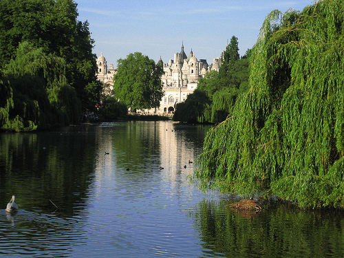 St James Park, Londra