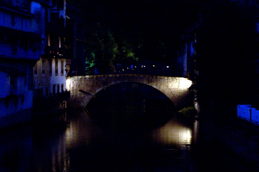 St Jean Pied de Port ( la nuit :) )