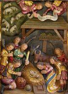 St. Jodocus / Eifel (Mittelbild im Altaraufsatz)