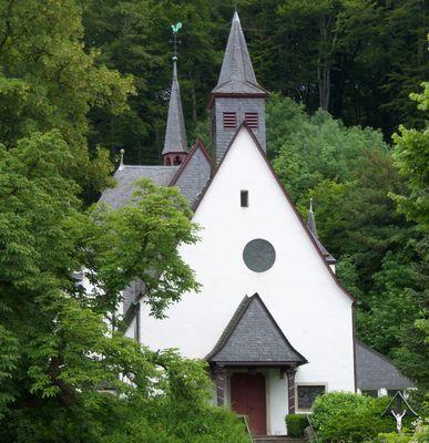 St. Johann Baptist in Herrenstrunden  I