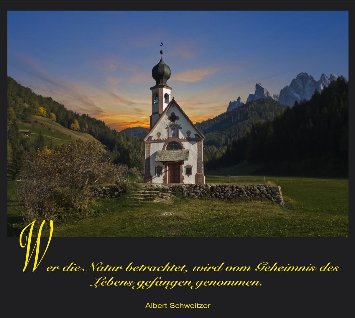 St. Johann, Südtirol