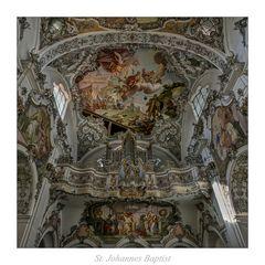"St. Johannes Baptist -Steingaden  ""Gott zu Gefallen..."""