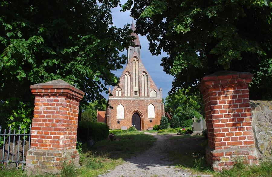 St.-Johannis-Kirche (Rambin).