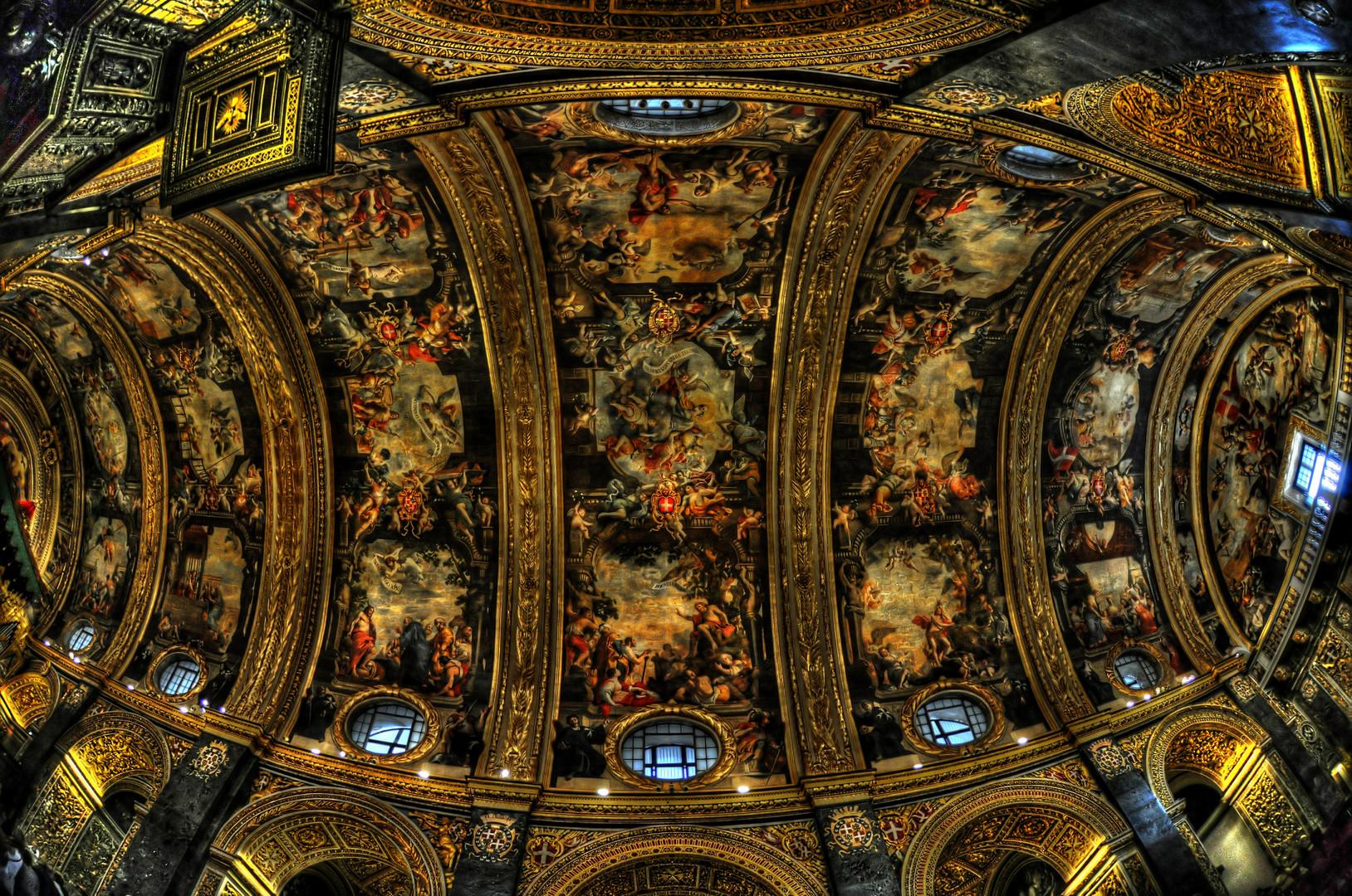 St. John's Co-Cathedral / Malta Valetta .