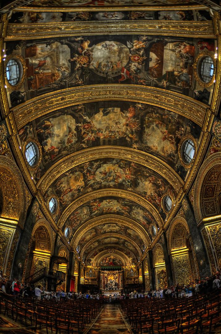 St. John's Co-Cathedral - Malta Valetta
