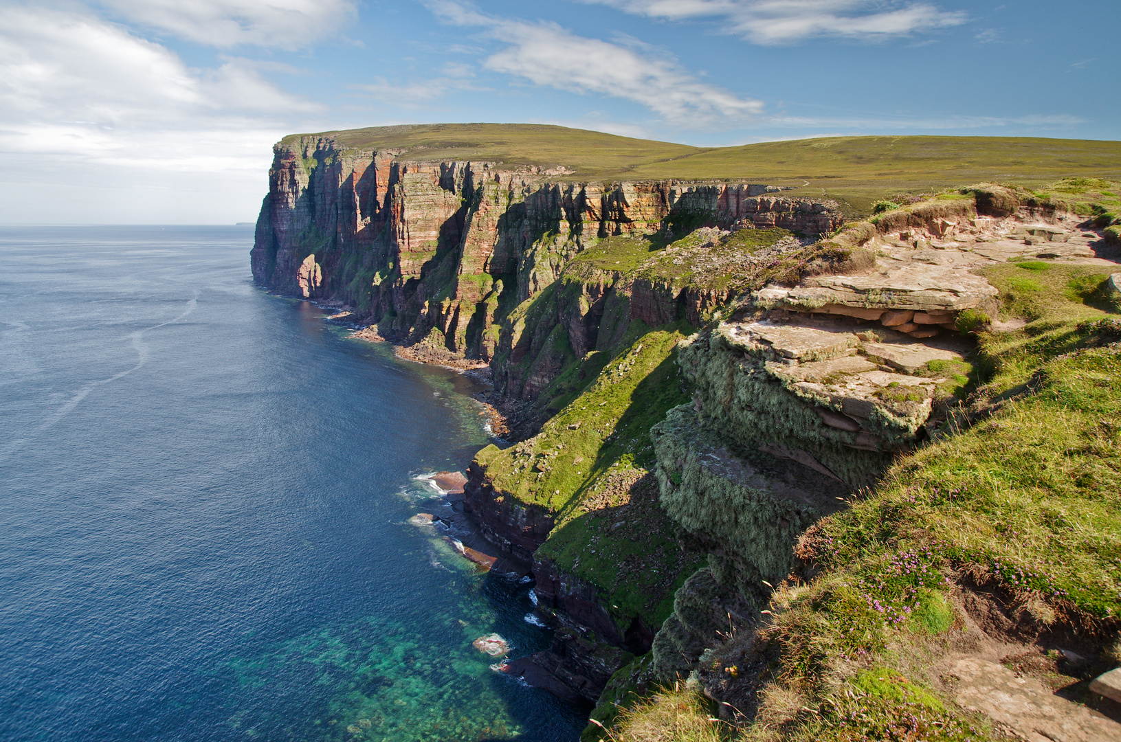 St. Johns Head - Isle of hoy