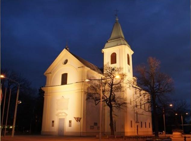 St. Josefs Kirche am Wiener Kahlenberg