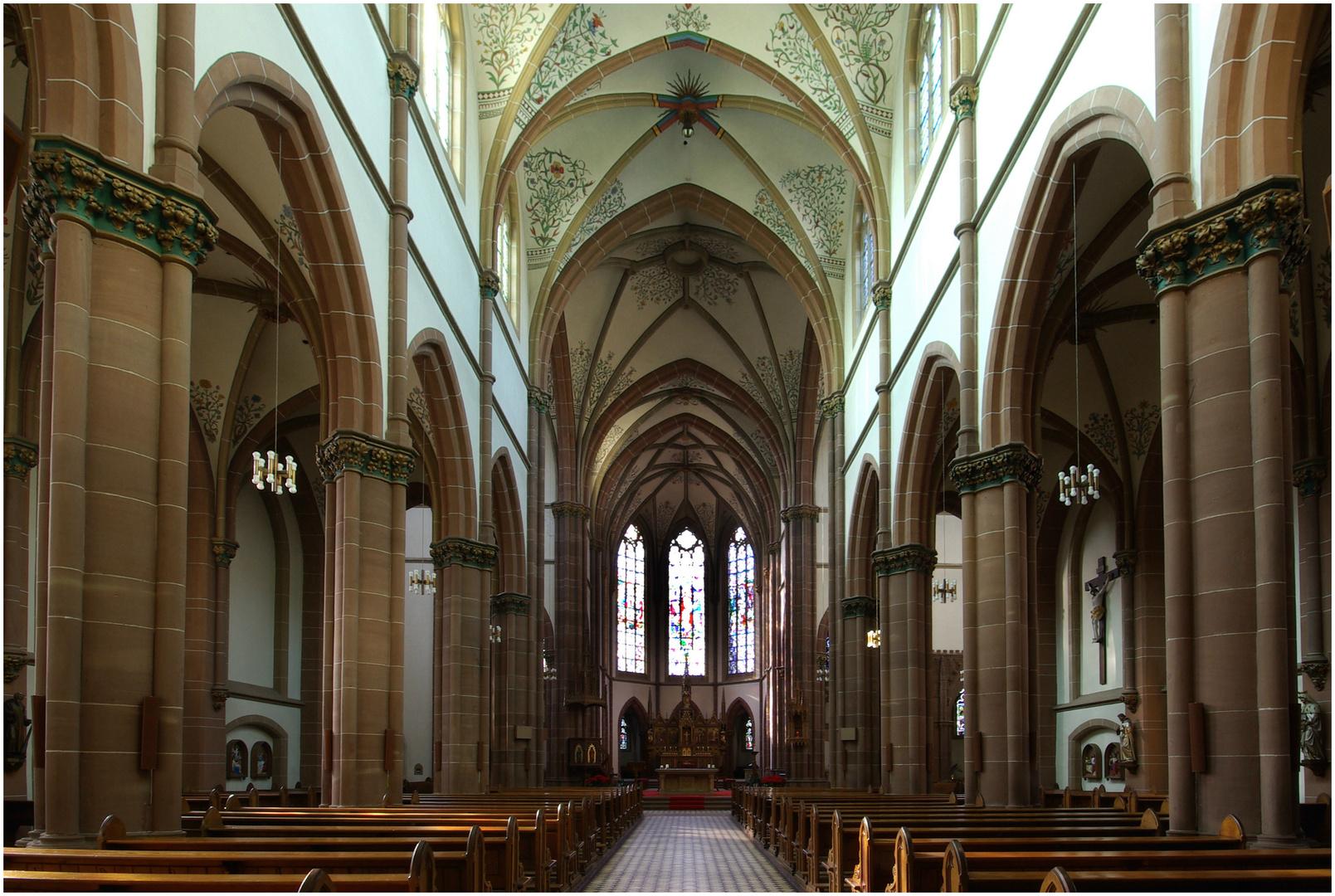 St. Josefskirche Koblenz