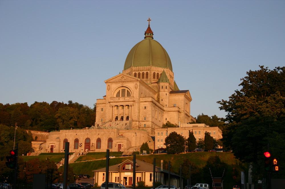 St. Joseph´s Oratory in Montreal