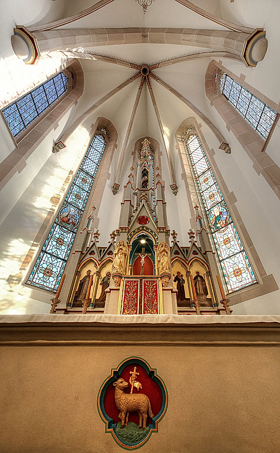 St. Katharina, Dössel 1