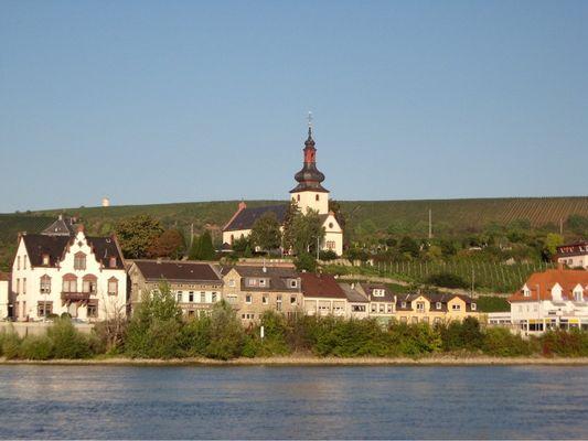 St. Kilian in Nierstein
