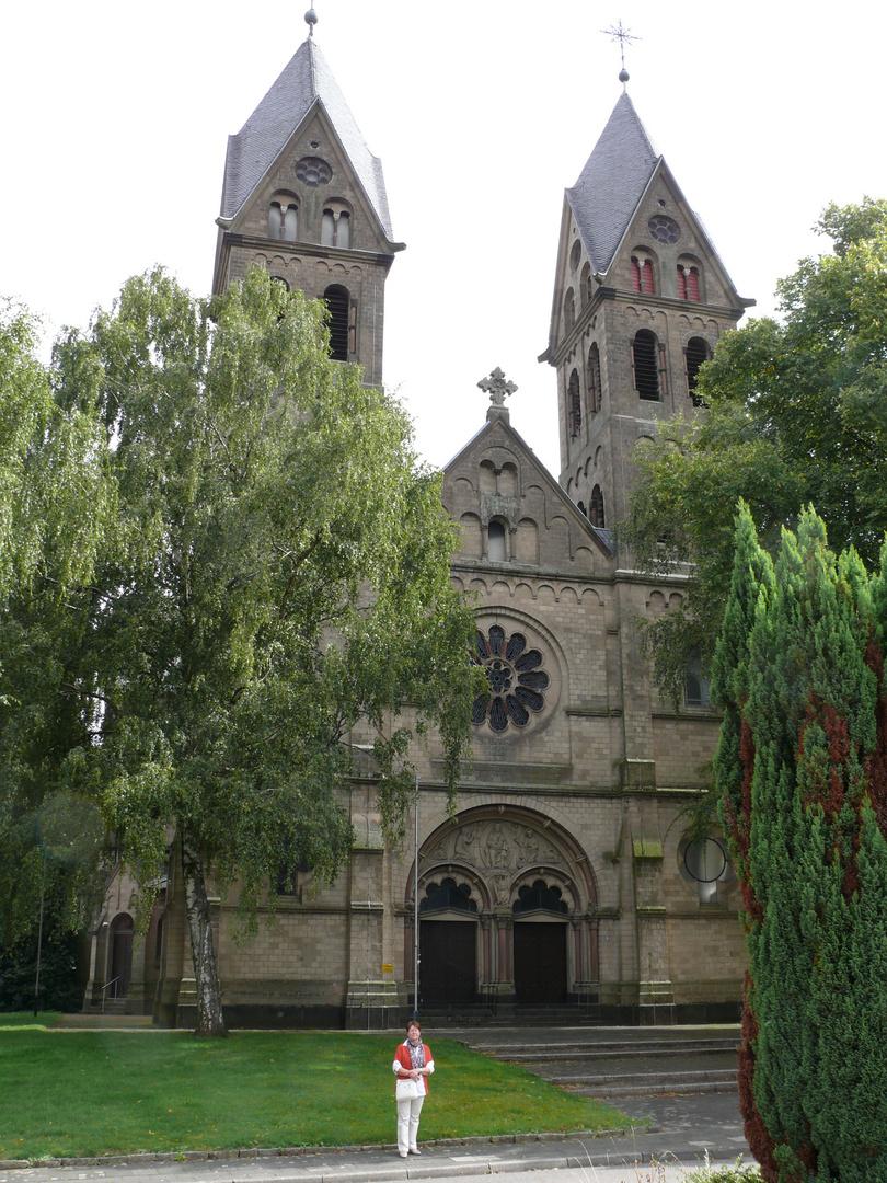 St. Lambertus in Immerath, eine vom Abriss bedrohte Kirche