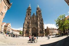 St. Lorenz - Lorenzkirche in Nürnberg 2
